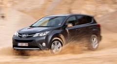 Essai nouveau Toyota RAV4 : dans le rang