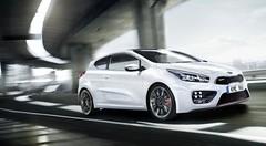 Première mondiale pour le coupé 3 portes Kia pro_cee'd GT au salon de Genève