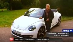 Emission Turbo : Volkswagen Coccinelle Cab, RS5 Cabriolet, Ibiza Cupra