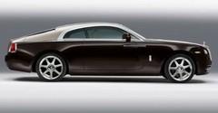Rolls-Royce Wraith : elle file à l'anglaise