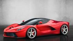 LaFerrari : 963 ch pour la nouvelle supercar au cheval cabré dévoilée à Genève