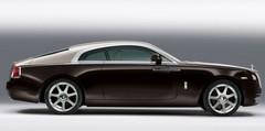La Rolls-Royce Wraith se révèle enfin au Salon de Genève
