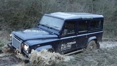 Land Rover : un Defender électrique à Genève