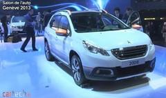 La Peugeot 2008 en vidéo