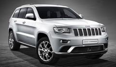 Jeep Grand Cherokee : Restylage en profondeur et évolutions technologiques