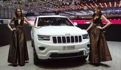 En direct de Jeep Grand Cherokee : plus qu'un restylage, une mise à niveau