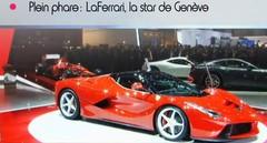 Emission Automoto : Spécial Genève, LaFerrari, essai Maserati Quattroporte