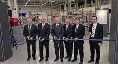 Volkswagen lance la production des batteries de la future E-Up
