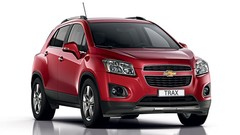Chevrolet Trax : les tarifs