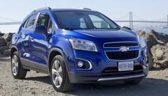 Prix Chevrolet Trax : 1.000 Euros hors Trax
