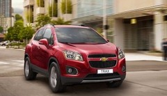 Tarif Chevrolet Trax : à partir de 17 990 euros