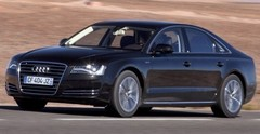Essai Audi A8 : Elle défend sa vision de l'hybride