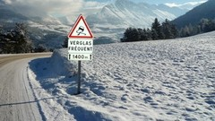 Pneus neige : Attention à leurs limites