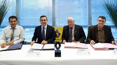 L'accord de compétitivité signé pour Renault