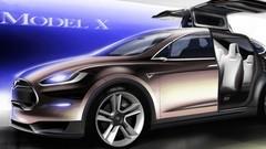 La sortie du crossover Tesla X repoussée à 2015