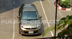 Première photo de la Nissan Micra restylée