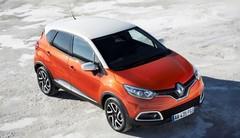 Renault Captur : les tarifs et la gamme