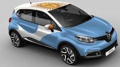 Renault Captur : un SUV pour le pape