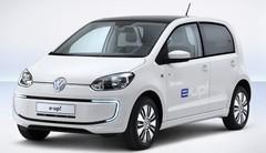 Volkswagen électrise la up!