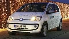 Volkswagen e-Up! : totalement branchée