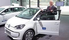 La première Volkswagen électrique, l'e-up! ou l'anti Zoé