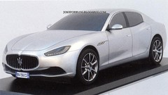 Maserati : un aperçu de la nouvelle Ghibli ?
