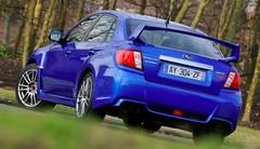 Subaru offre le malus écologique sur la WRX STI S
