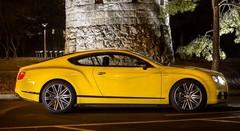 Essai Bentley Continental GT Speed: continuité