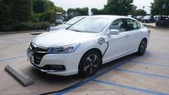 Salon de New-York : Honda présentera les Accord hybride et Jazz électrique