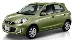 Nissan Micra : toilettage de printemps