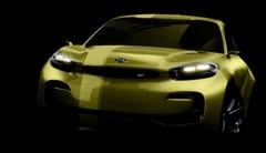 Kia CUB Concept : première photo