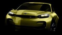 Kia CUB Concept 2013 : la surprise du Salon de Séoul ?