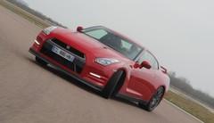 Essai Nissan GT-R 2012 au quotidien : jour 3, à l'assaut du circuit