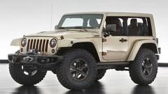 Jeep : 6 concepts basés sur le Wrangler et le Grand Cherokee à Moab !