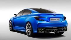 Subaru WRX Concept, la renaissance ?