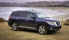 Nissan présentera le Pathfinder hybride