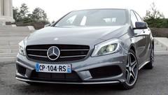Essai Mercedes Classe A 220 CDI Fascination : la rupture