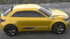 Kia Cub : coupé quatre-portes
