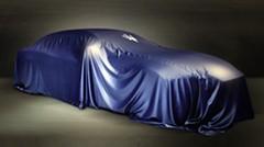 Maserati Ghibli : levée de voile prévue à Shanghai