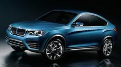 BMW X4 concept : et un de plus !