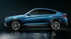 """BMW X4 : voici la version """"coupé"""" du X3 !"""