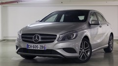 Essai Mercedes Classe A180 CDI : duo franco-allemand
