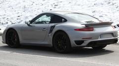 Porsche : la 911 turbo en préparation