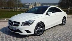 Essai Mercedes CLA : C'est ça la classe !