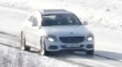 Mercedes Classe C 2014 : Prudence oubliée