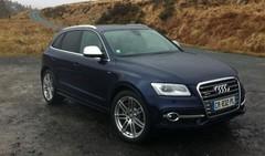 Essai Audi SQ5 en Irlande : essai transformé