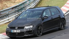 La VW Golf R sur le Ring