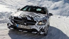 L'hybride au programme de la prochaine Mercedes Classe C