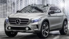 Mercedes GLA Concept 2013 : premières photos officielles