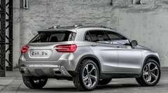 Mercedes GLA Concept : Fuite organisée
